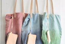 Stoff-Taschen