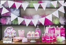 Valentine's Day Party Ideas / Free party printables, party ideas, kid's crafts and more! / by Partystock