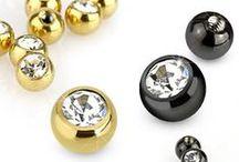 Body Jewellery Replacement Balls