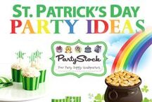 St. Patrick's Day Party Ideas / by Partystock