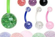 Flex Belly Rings and Retainers