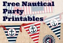 Nautical Party Ideas / by Partystock
