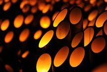 Lamps / Concrete lamps, wooden lamps, 3D printed lamps, glass lamps, paper lamps,..