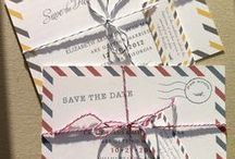 Engagement & save the date ideas
