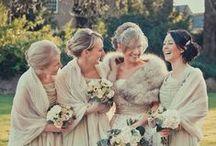 Winter Bridal Cover Ups