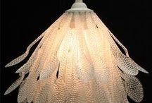 lampy,svícny