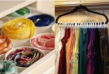 Organizing - Organizing DIY - Ideas for getting Organized / Ideas for getting and staying organized