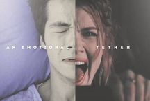 teen wolf & vampire diaries / old faves / by Dani
