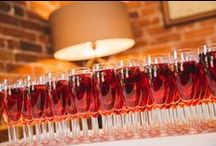 Drinks Options / Choosing the perfect reception drink & wines is crucial for your wedding day. We would love to help you choose.