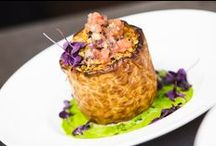 Food at Packington Moor / Just a few beautiful dishes from our Galloping Gourmet menu. The choices are endless.