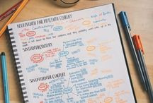 school tips / bc unorganized(-:::::: / by Dani