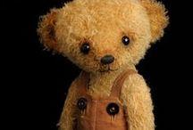 Медведи и прочие игрушки