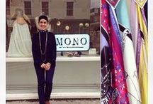 "Grecian Chic at MONO Pop Up Store / Grecian Chic presents the scarf collection at MONO Pop Up Store, Notting Hill, London! Exclusive preview of the new A/W 2015 silk scarf ""Grecian In London"". 11th - 21st of June at 81, Ledbury rd, Notting Hill, London, UK"