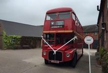 Wedding Transport / Different wedding transport options for your big day!