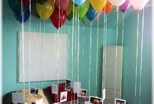 birthdays!! / HBD!! / by Dani