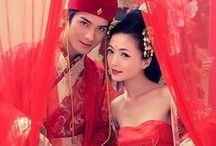 Chinese Wedding by Sinology Institute / A Glimpse into traditional Chinese weddings