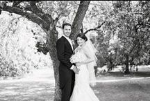 Real Wedding - Rebecca & Trevor 7th August 2015 / Rebecca & Trevor got married on a gorgeous day in August and celebrated with all their friends and family. It was a beautiful day and these are some photos from their amazing photographer Claire Evans.