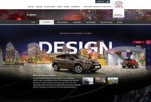 Webdesign / かっこいいウェブデザインを集めたボード #webdesign