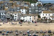 Real Seaside Towns