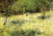 Impresionistii preferati / picturi  (studiii) ale diferitor pictori