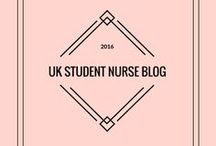 UK Student Nurse Blog / I'm starting my journey as a first year student nurse soon. These are a collection of helpful tips, my own blog posts as well as other student bloggers and must haves I've found from around the web. Visit sixoutoften.co.uk for more if you're interested!