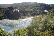 Nueva Zelanda / Tierra de hobbits y maories