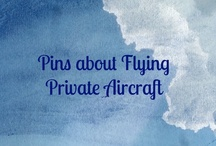 Flying / Nope, I don't pilot planes.  I teach people how to market their small businesses using Pinterest, and some of those small businesses are flight schools.  This is a board I use to show people how to represent just one of many industries that can use Pinterest.