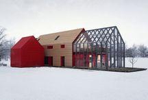 Architecture - Facades / by RQ design