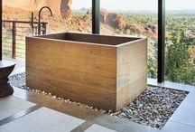 Architecture - Bathroom - Sauna and Steam / by RQ design
