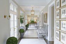 Glass Corridors