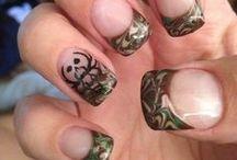 Nails / by Ashley Waugh
