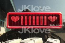 Jeep lifestyle / Gadget, accessory, decals, stickers etc.