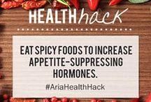 Aria Health's Health Hacks  / Health Hacks / by Aria Health