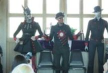 Inspirations and Steam Powered Giraffe (and Abney Park) / by Caroline Cardinal