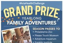 Promotions & Giveaways / Keep up to date with Aria's Promotions & Giveaways / by Aria Health