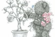 Tatty Teddy and Co.
