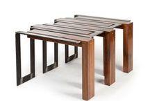 Tables & Desks / by Enrique Alrovi