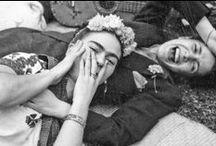 Frida Kahlo / An inspiring artist  |  A survivor