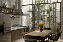Kitchens, Baths, Hearth / Some of my favorite Rooms.. / by Dewberry's Herbal Apothecary, LLC