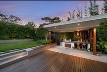 Outdoor Living / Here's what inspires us. Do we share a vision for your project? Get in contact! www.sketchbuildingdesign.com.au