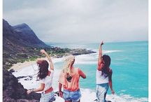 Like it) / Summer, see, girls, friendship, freedom, happiness