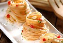 P like Pasta