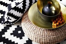 Afrikaans_interieur / #exotisch #oosters #interieur #wonen #woonstijl #african #afrikaans #inspiration