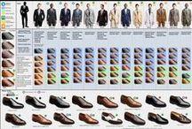Men's style Infographics
