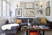 living spaces.