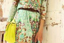 Short Dresses: Celebrating Summer in Style! / Lovely summer dresses