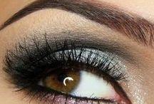 Beautiful Eye Make-up for lovely Summer Days / Make-Upp Tips and Tricks