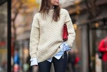 FALL's MUST-HAVE JUMPERS