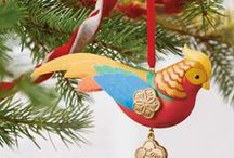 Ornaments - 2015 Holiday Showcase / Make your tree sparkle with Keepsake ornaments from Hallmark.
