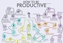 Productivity Hacks / Productivity hacks and tips to make life a little easier